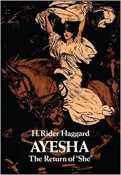 Book Ayesha: The Return of