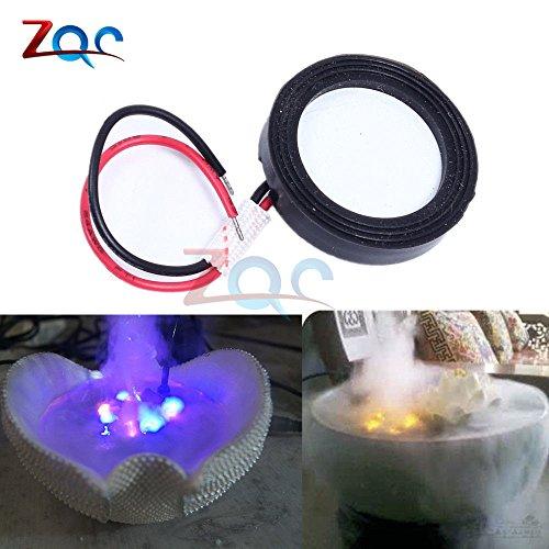 1pcs D20mm Ultrasonic Atomizing Transducer Mist Maker Ceramic Humidifier Fz