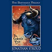 The Golem's Eye: The Bartimaeus Trilogy, Book Two | Jonathan Stroud