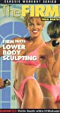 Firm Parts:Lower Body Sculpting [VHS]