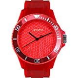 PICONO Escape Of Numbers Resistant Analog Quartz Watch - BA-EN-02