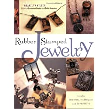 Rubber Stamped Jewelry