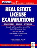 Real Estate License Examinations, Joseph H. Martin and Eve P. Steinberg, 0671848356