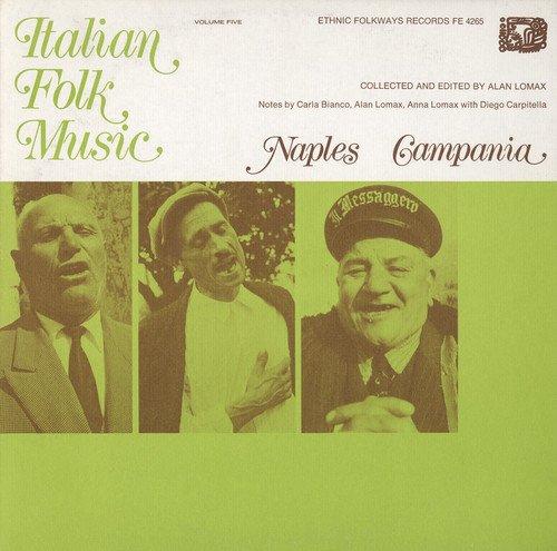 Italian Folk 5: Naples Italian Folk Songs