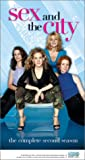 Sex and the City - The Complete Second Season [VHS]