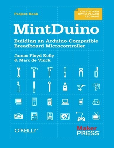 MintDuino: Building an Arduino-Compatible Breadboard Microcontroller by James Floyd Kelly (2011-10-08)