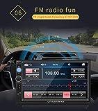 Central Multimidia 2 din 7 Polegadas HD LM ELECTRONICS Bluetooth c/ Controle Remoto Especificação: -Espelhamento Android/IOS. -Potencia 4x60W** -Videos HD. -Bluetooth Musica/Ligaçoes. -Entrada UBS/AUX./ SD CARD -Videos RMVB / RM / FLV / 3GP / MPEG / ...