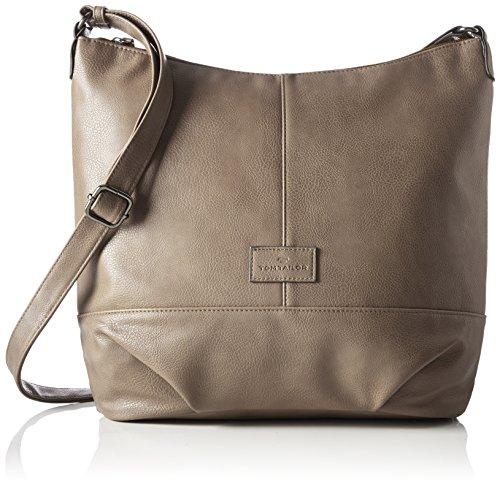 Tom Tailor Womens Miripu Handbag Beige (Taupe 21)