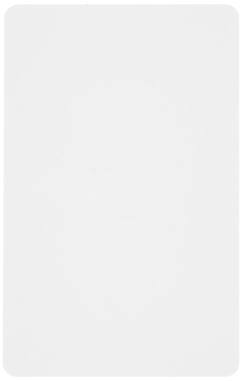 CR80 30 Mil Graphic Quality PVC Cards - Qty. 500 (CR8030) DataCard Zebra Fargo Evolis
