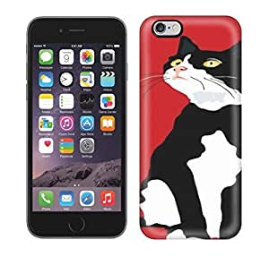Premium Durable Wishful Kitten Fashion Tpu Iphone 6 Plus Protective Case Cover