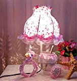 DMMSS Creative Desk Lamp Bedroom Bed Personality Cute Little Night Light Princess Birthday Gift Student Lighting