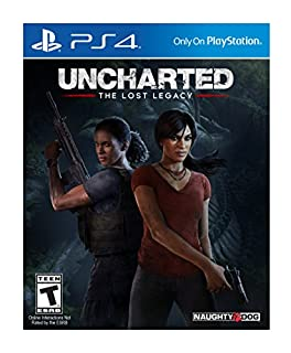 Uncharted: The Lost Legacy - PlayStation 4 (B06ZYW7ZHB) | Amazon Products