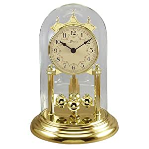 Amazon Com 9 Quot Anniversary Clock By Loricron Home Amp Kitchen