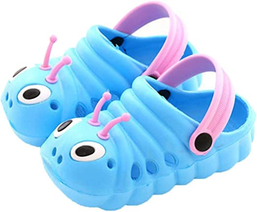 HOTUEEN Baby Girls and Boys Sandals Cartoon Shoes Children Beach Shoes Sandals