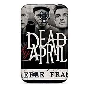 Scratch Protection Hard Cell-phone Cases For Samsung Galaxy S4 (gfS3069MSpm) Custom Fashion Papa Roach Pictures