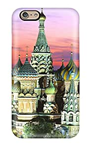 New Style Tpu 6 Protective Case Cover/ Iphone Case - Saint Basils Cathedral