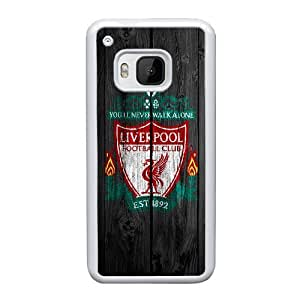 HTC One M9 Phone Case FC Liverpool Logo Case Cover PP7R565434