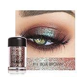 Best Highlighting Powders - Glitter Eyeshadow, Molie Eye Shadow Makeup Shimmer Glitter Review
