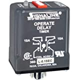 Relay; SSR; Timing; On Delay; DPDT; Cur-Rtg