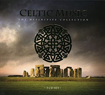 Celtic Music: Definitive Collection Compilation