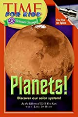 Time For Kids: Planets! (Time For Kids Science Scoops) Paperback