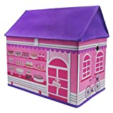 Kid Storage box with cover, Organization box, Toy chest, Playing house (Bakery)