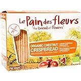 Le Pain des Fleurs - Organic Chestnut Crispbread - 125g