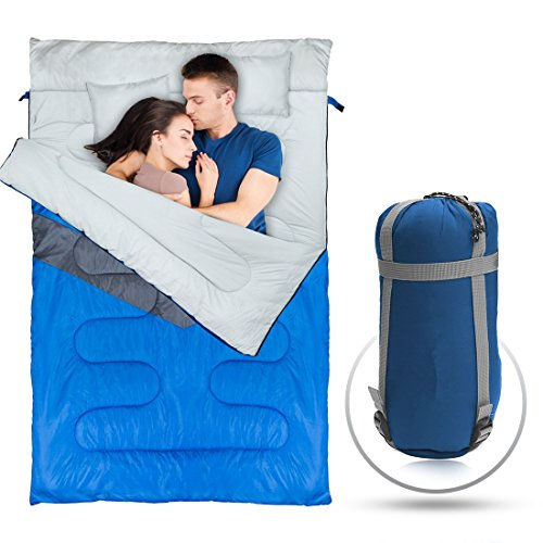 Top Best 5 Sleeping Bags For Adults Cold Weather For Sale
