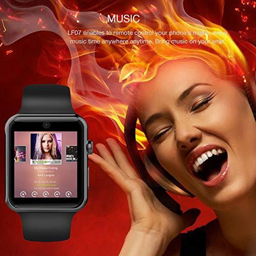qganylO Reloj Inteligente | LEMFO LF07 1.54inch HD Bluetooth ...