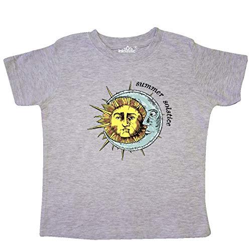 inktastic - Summer Solstice Sun & Moon Toddler