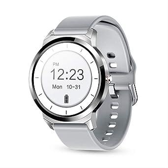 Smartwatch,Reloj Inteligente Táctil/Redondo Completo, Reloj ...