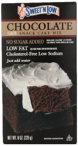 sweet-n-low-chocolate-cake-mix-8-ounce-pack-of-6