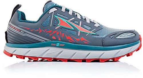 Altra Lone Peak 3.0 Low Neo Shoe - Women's Gray/Blue 8