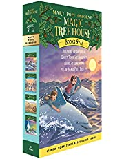 Magic Tree House Volumes 9-12 Boxed Set