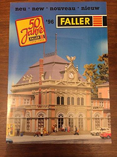Faller '96 Neu New Nouveau Niew - Roundhouse Railroad Model