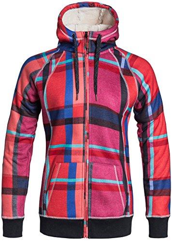 Roxy Plaid Jacket - 6
