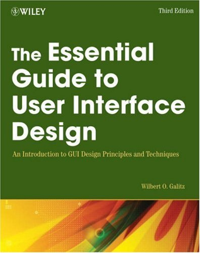 Download The Essential Guide to User Interface Design: An Introduction to GUI Design Principles and Techniques Pdf