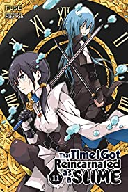 That Time I Got Reincarnated as a Slime, Vol. 11 (light novel) (English Edition)