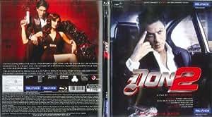 Don 2 Hindi Blu Ray (2012) (Hindi Movie / Bollywood Film / Indian Cinema)