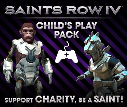 Saints Row IV: Child´s Play Pack [Download]