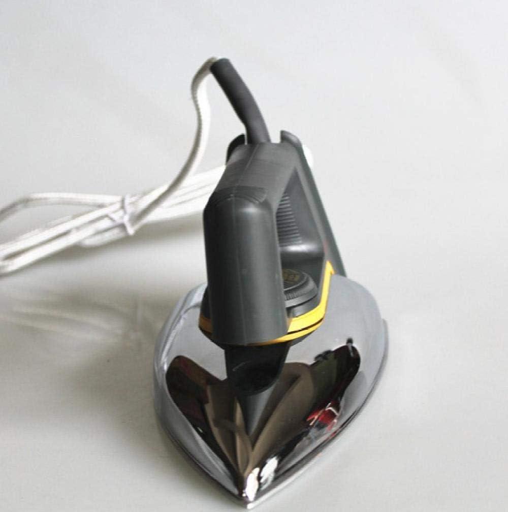 Charm4you Fer électrique portatif à Vapeur de Fer à Repasser de contrôle de la température de Voyage Flatiron de ménage antipoussière pour Les Dry Iron