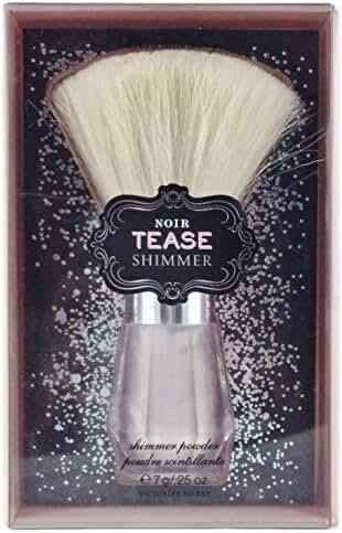 Victoria's Secret Noir Tease Sexy Little Things Fragranced Shimmer Powder .25 Oz Wand Brush
