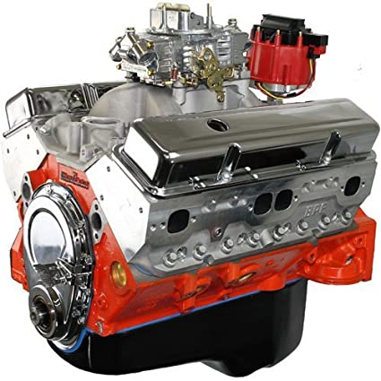Amazon blueprint engines bp4002ctc1 small block chevy 400ci blueprint engines bp4002ctc1 small block chevy 400ci dress engine 508hp473tq malvernweather Choice Image