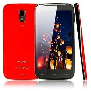 Mzamzi - Gran valor bluebo x1 1 4 gb quad -core android 4.2.2 del teléfono móvil con 5