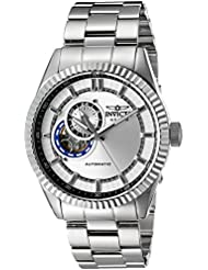 Invicta Mens Pro Diver Automatic Stainless Steel Casual Watch (Model: 22078)