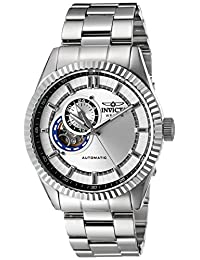 Invicta Men's 'Pro Diver' Automatic Stainless Steel Casual Watch (Model: 22078)
