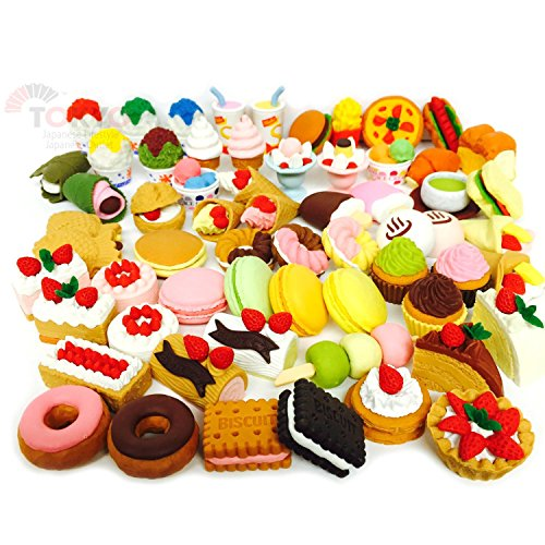 20 Of Assorted Sweet Dessert Food Cake Japanese Puzzle