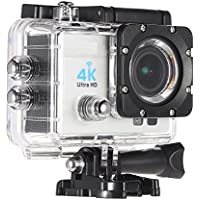 2 inches LCD Screen Sport Camera with 30m Waterproof Case, FPV Video Output
