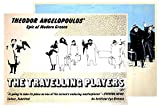 TRAVELLING PLAYERS, THE [O THIASOS] (1976 UK-release) Quad poster + artist's original maquette painting Picture
