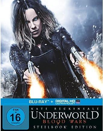 bca7d7443 Underworld: Blood Wars - Exklusiv Limited Steelbook Edition - Blu-ray